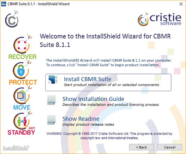Explore CBMR | Cristie Software